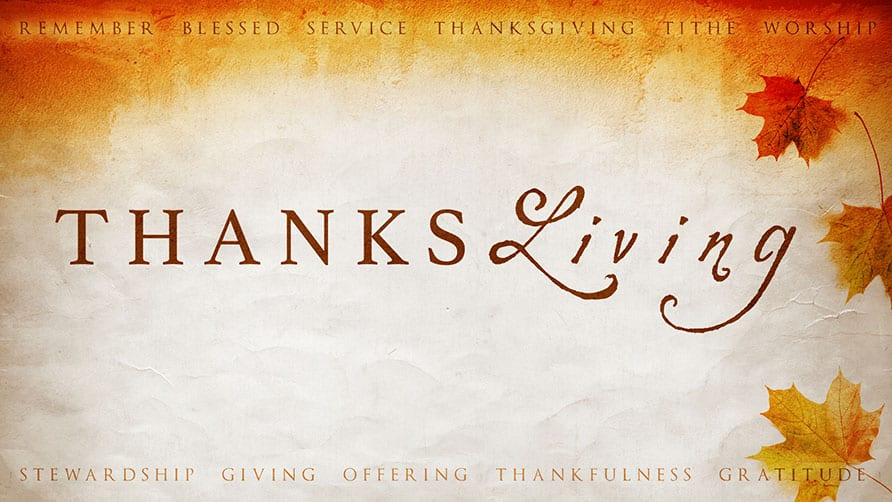 ThanksLiving